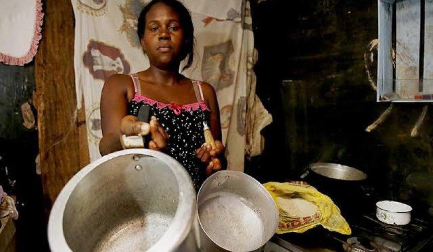 [Edvaldo Jr. escreve sobre a fome no Brasil]