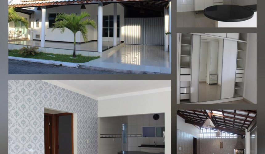 [Vende-se casa no Loteamento Parque Real Serra Verde]