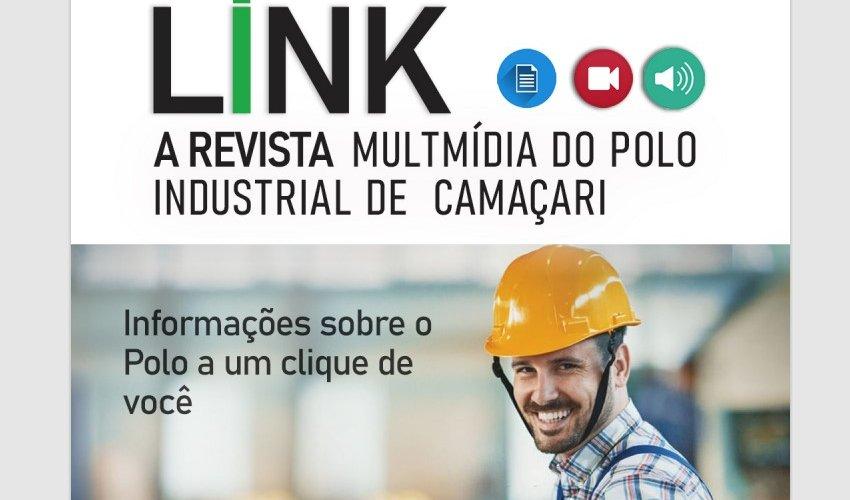 [REVISTA LINK : CONFIRA NOVIDADES DAS EMPRESAS DO POLO INDUSTRIAL DE CAMAÇARI]