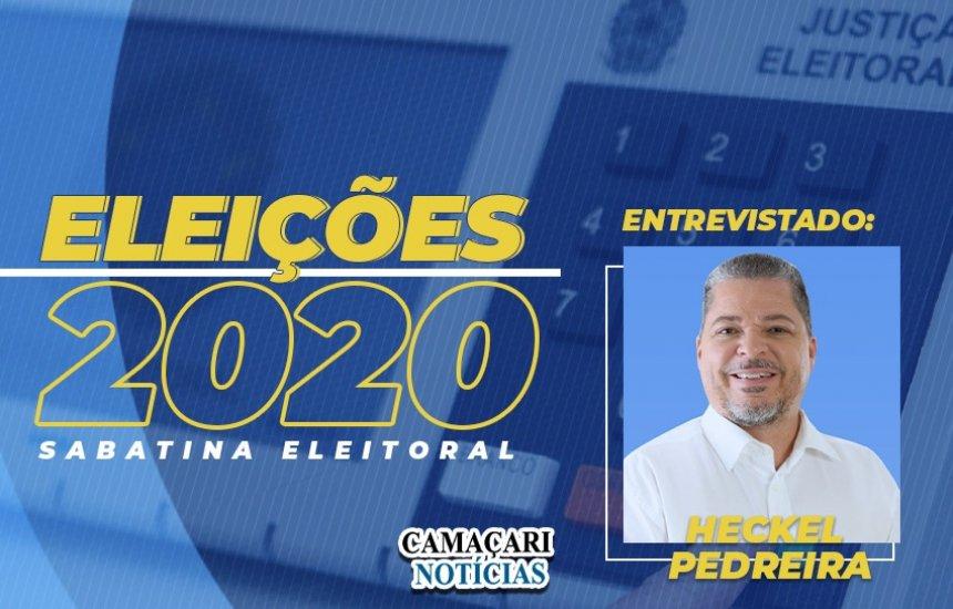 [Heckel Pedreira pretende criar moeda local e universidade municipal em Camaçari]