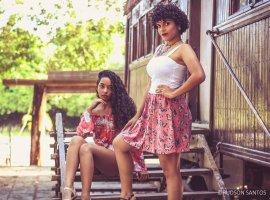 [Confira lindas fotos das modelos Camaçarienses Arabella e Janna]