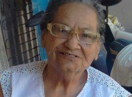 [Social: parabéns a Dona Anita pelos seus 93 anos!]