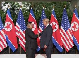 [Kim Jong-Un diz que mundo verá grande mudança após encontro com Trump]