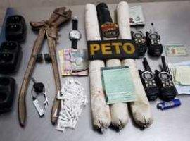 [Explosivos são encontrados em carro da esposa de líder do tráfico]