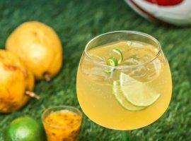 [Copa do Mundo: aprenda a fazer um drink amarelo-canarinho]