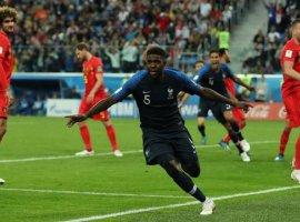 [França bate Bélgica e é a primeira finalista da Copa da Mundo 2018]