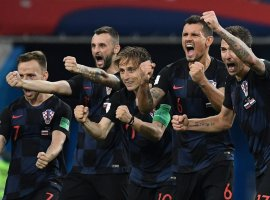 [Croácia bate a Inglaterra e se classifica para a primeira final de sua história]