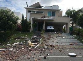 [Urgente: explosão deixa ao menos dois feridos no Alphaville 2, em Salvador]