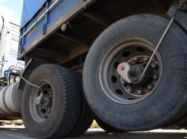 [Senado aprova MP que isenta de pedágio eixo suspenso de caminhão]