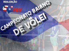 [Camaçari sedia III Etapa do Campeonato Baiano de Voleibol]