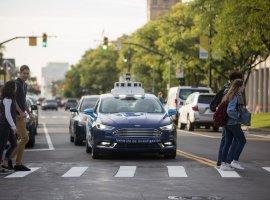 [Ford testa futuros padrões de sinais para carros autônomos]