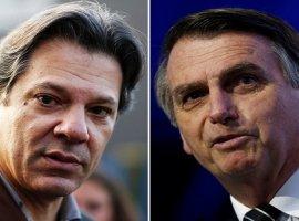 [Ibope: Haddad lidera intenções de votos na Bahia e Bolsonaro em 15 estados]
