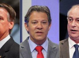 [Datafolha: Bolsonaro chega a 40%; Haddad, 25% e Ciro 15%]