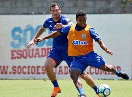 [De volta aos treinos, Bahia inicia preparação para partida contra o Paraná]