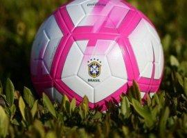 [Jogos da 29ª rodada do Brasileiro terão bola especial do 'Outubro Rosa']