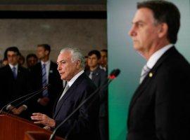[Governo Temer sugere a Bolsonaro PEC da Previdência até 15 de janeiro]