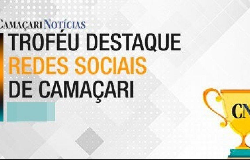 [Quem você indica para receber o troféu Destaque na Rede Social de Camaçari 2019?]