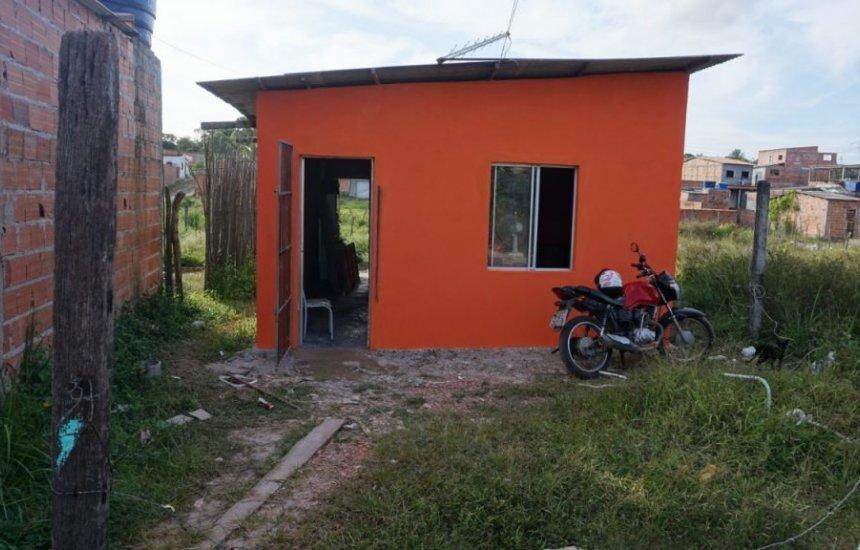 [Casa Melhor: obras no bairro Santa Maria estão em ritmo acelerado]