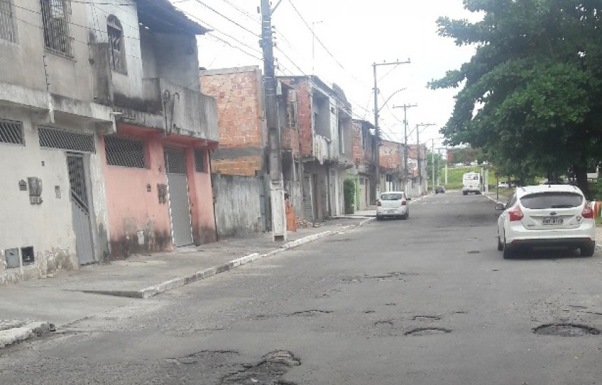[Seu bairro no CN: morador pede revitalização de rua no Novo Horizonte]