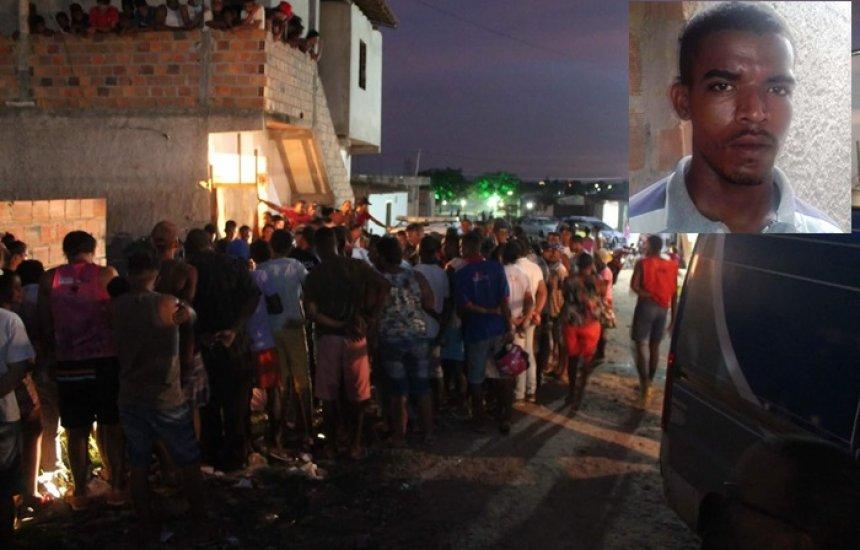 Homem é morto ao reagir intervenção policial e outro executado por encapuzados