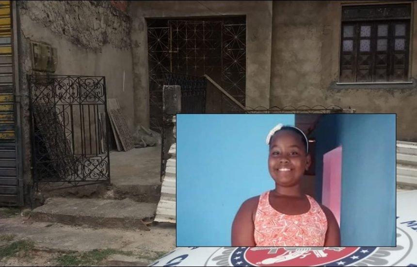 Menina que sumiu de casa após sair para comprar pipoca é achada morta em terreno