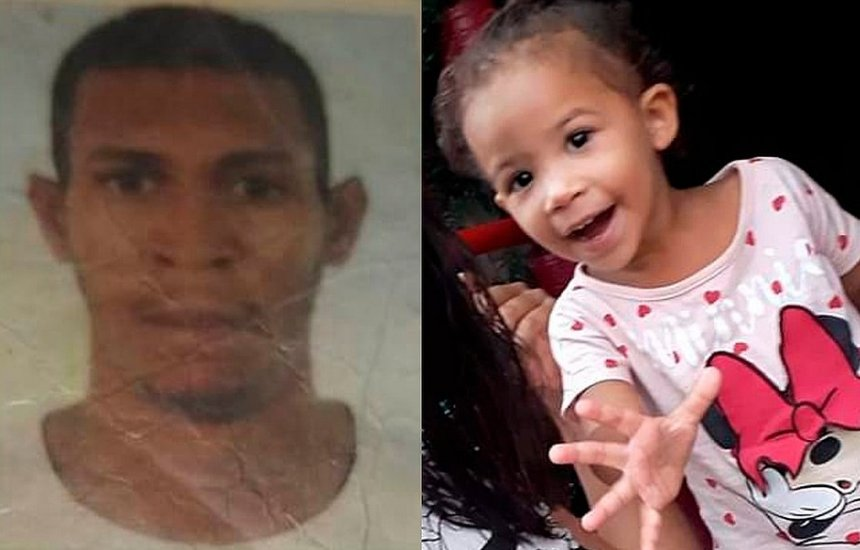 Facção tortura e mata suspeito de estuprar e matar enteada de 2 anos