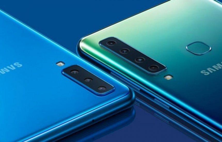 [Samsung lança no Brasil o Galaxy A9 por R$ 3.200]