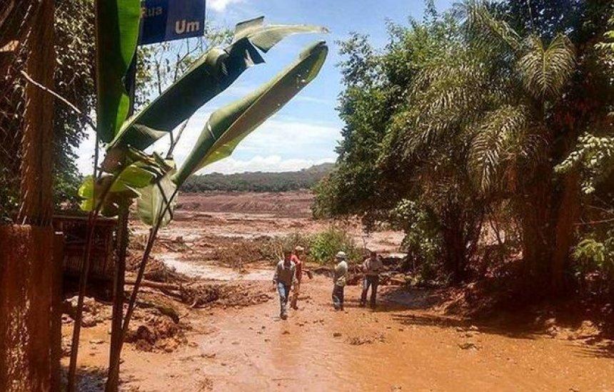 [Barragem da Vale se rompe em Brumadinho (MG)]