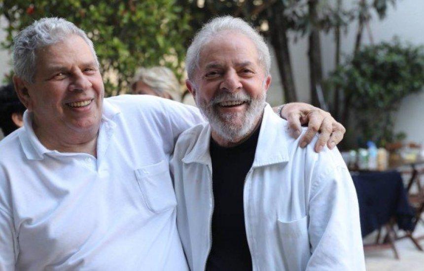 [Vavá, irmão de Lula, morre aos 79 anos em São Paulo]