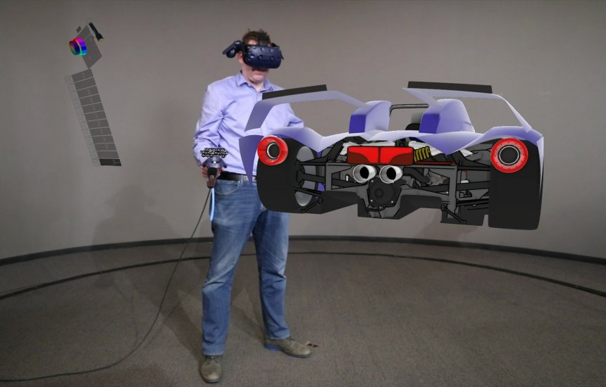 [Ford adota nova ferramenta de realidade virtual 3D]