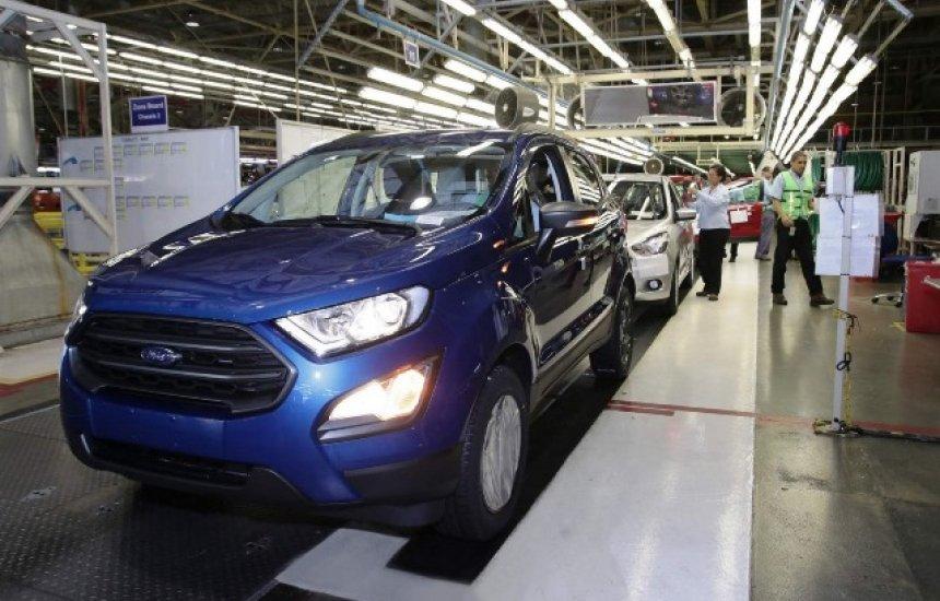 [Ford é reconhecida como líder global em conservação de água e sustentabilidade]