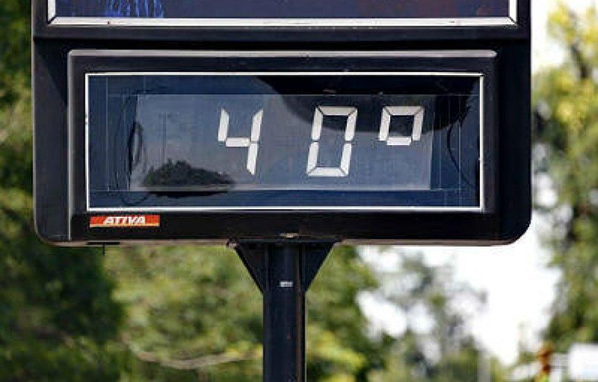 Temperatura em Camaçari beira a sensação de 40º C