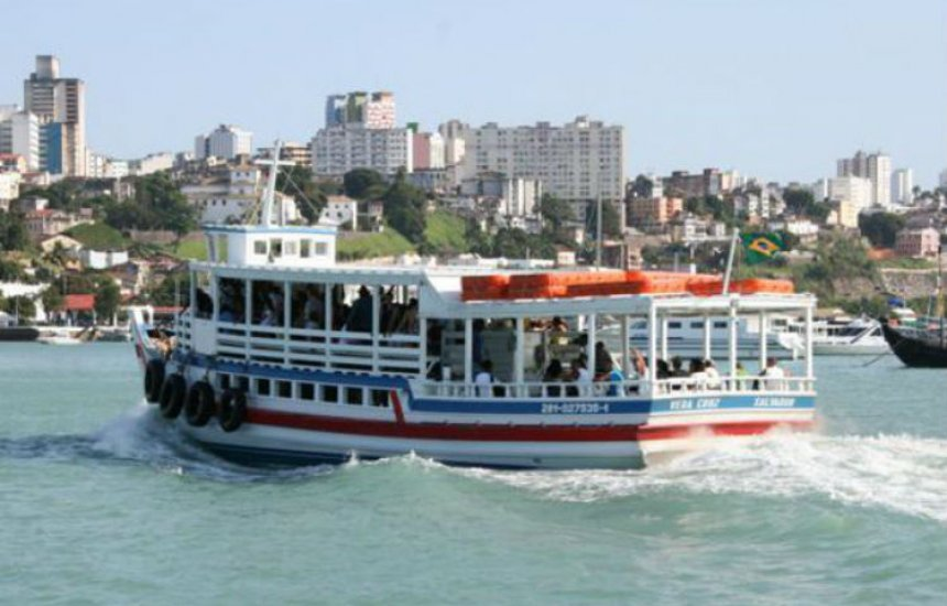 Travessia Salvador-Mar Grande faz parada até às 10h30 nesta manhã