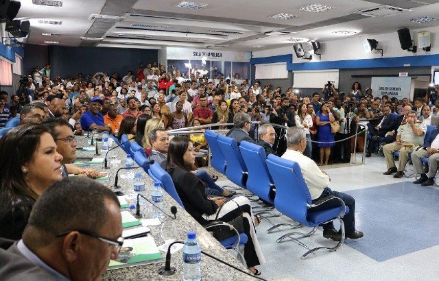 [Câmara Municipal de Camaçari abre trabalhos legislativos de 2019]