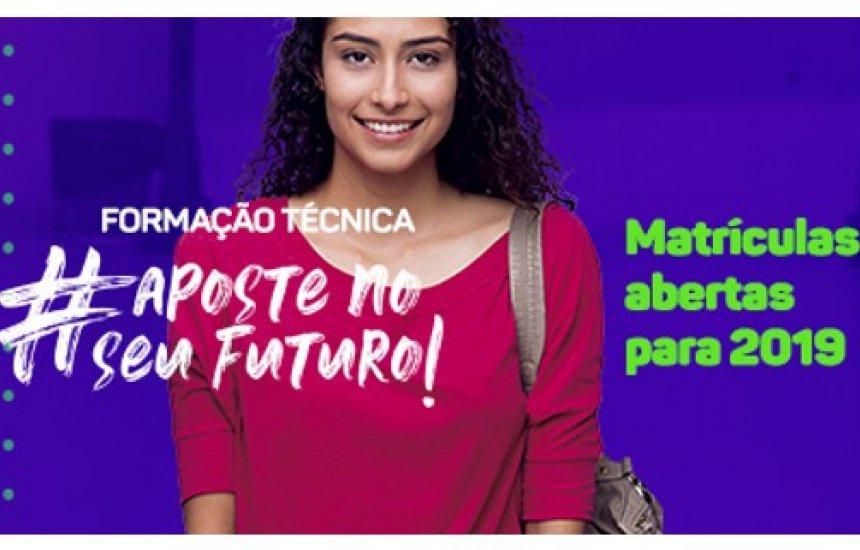 [CETTPS : Matriculas abertas para 2019!]