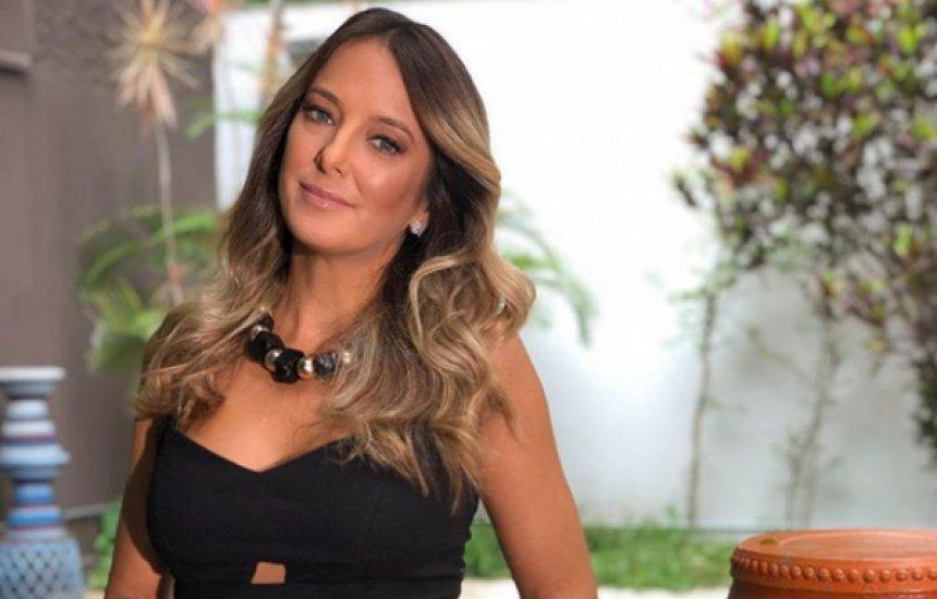 Ticiane Pinheiro causa polêmica em post: 'Aeroporto virou rodoviária'