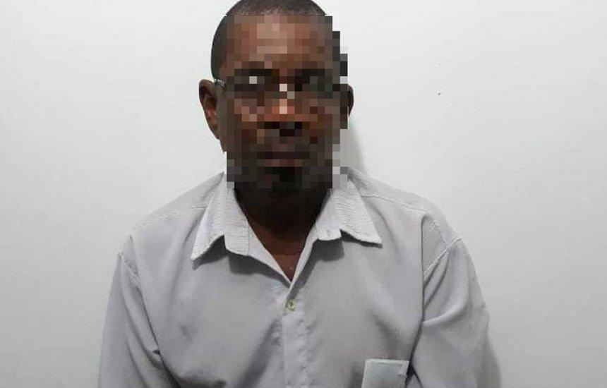 Idoso é preso suspeito de estuprar duas meninas de 12 anos