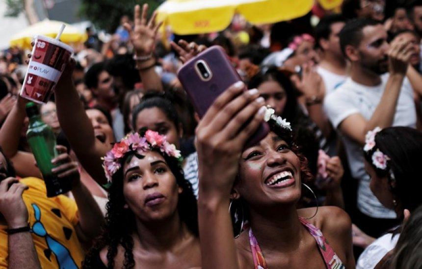[Informações do Carnaval também serão transmitidas por WhatsApp]