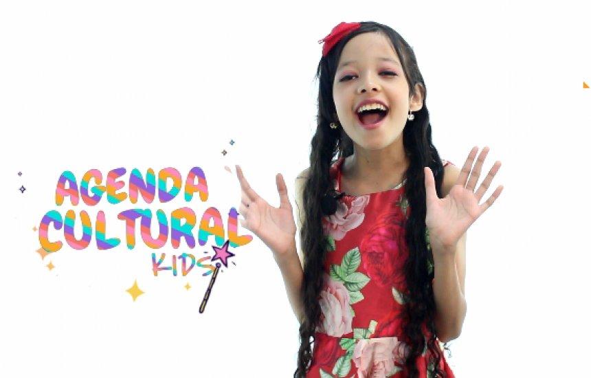 [Agenda cultural para a criançada]