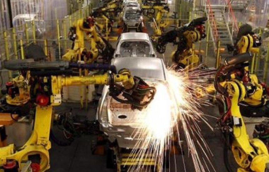 [Produção Industrial Baiana recuou 2,2% em janeiro]