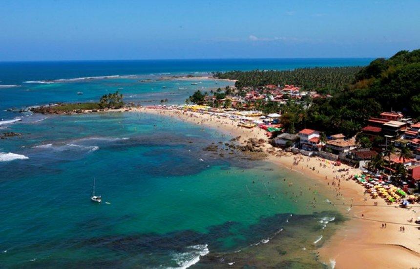 [Bahia atraiu seis milhões de turistas neste Verão]