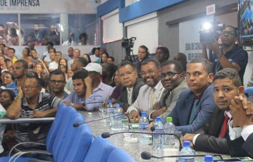 [Oposição propõe audiência para discutir modificações no transporte de Camaçari]