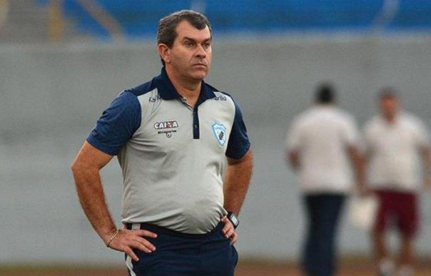 [Vitória anuncia Claudio Tencati como novo técnico]