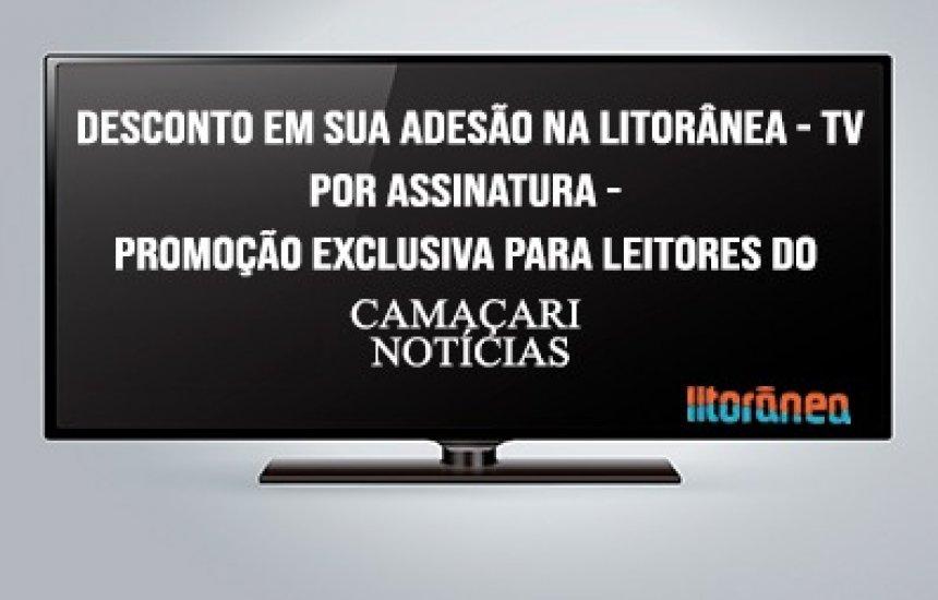 [Leitores do Camaçari Notícias tem desconto na adesão da TV a Cabo]