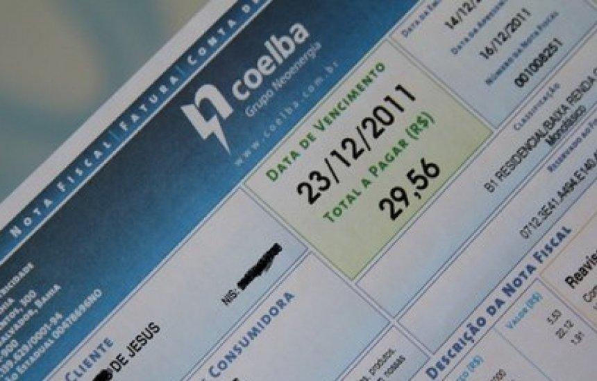 [Conta de luz vai ficar em média 6,22% mais cara na Bahia]