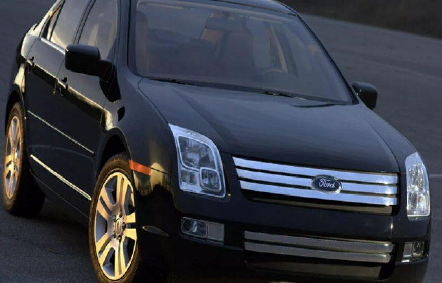 [Ford convoca dois modelos para recall por problema no airbag]