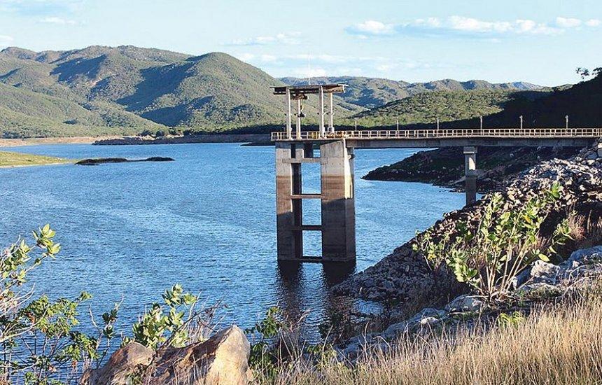[Reservatórios de barragens na Bahia se recuperam após período de chuvas]