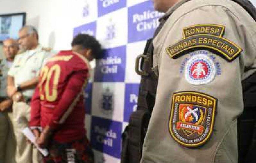 [Em menos de 24h, polícia elucida tentativa de latrocínio em hotel]