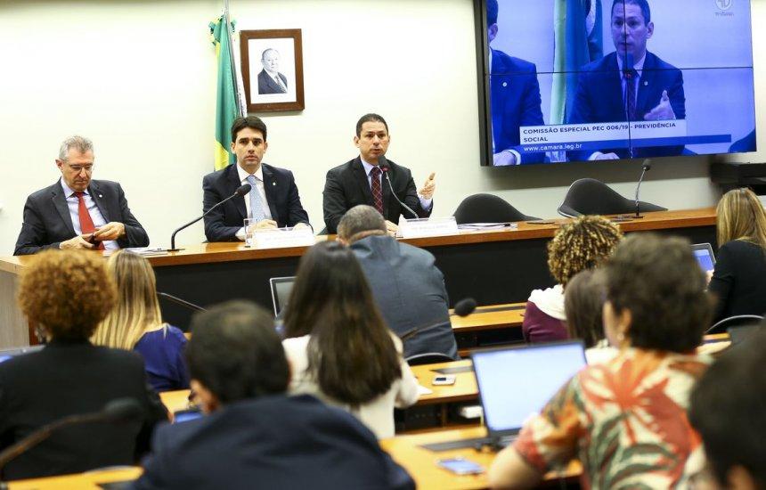 [Governadores voltam a Brasília para discutir reforma da Previdência]