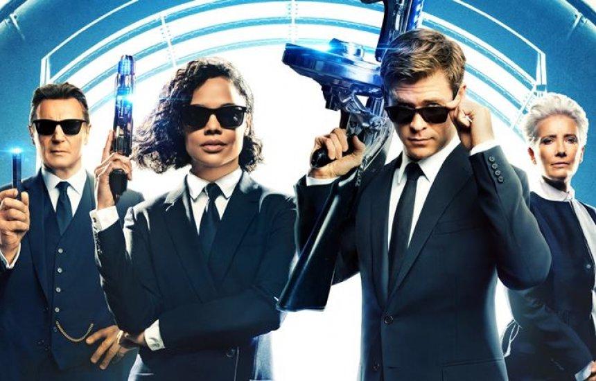 [MIB: Homens de Preto - Internacional é a estreia da semana no cinema]